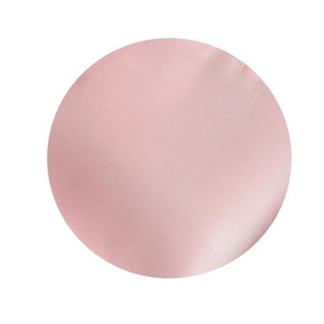 Vente nappe ronde rose pâle 290cm