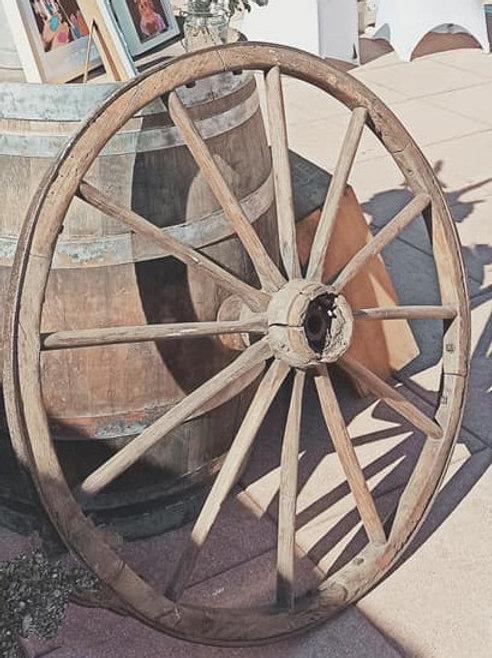 Location grande roue charette