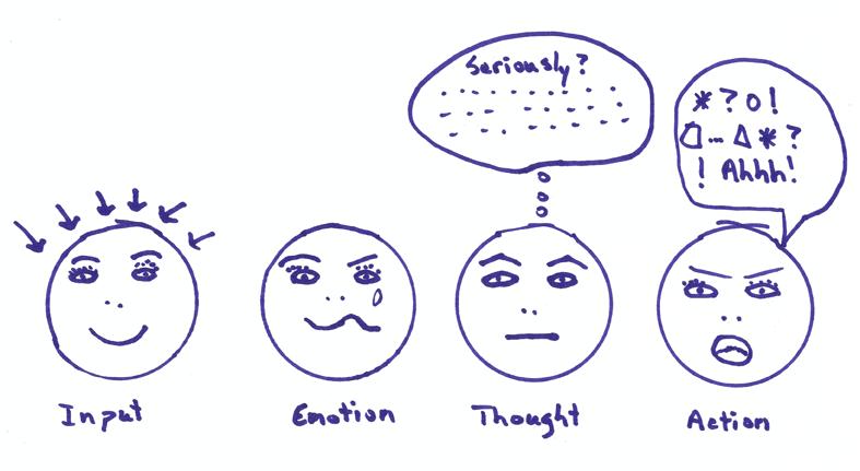 Emotion Response Process