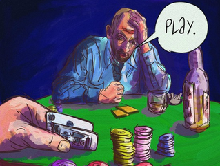 What Separates Winners From Losers In Poker?