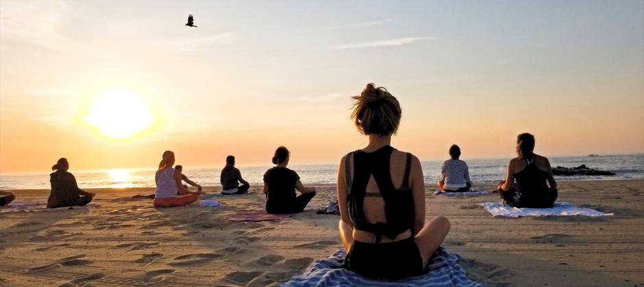 Sunrise Beach Yoga NJ