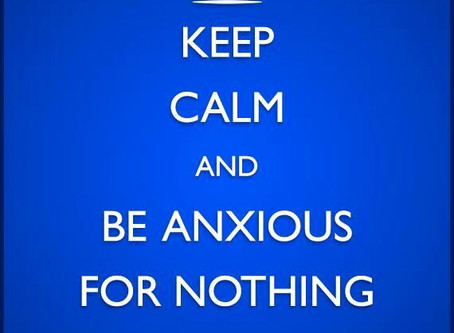 Anxious for Nothing