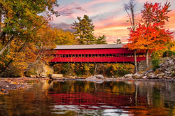 Red-Covered-Bridge-Conway-New-Hampshire-