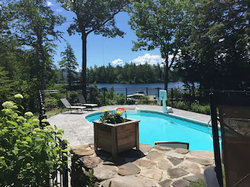 Heated Pool Lake View