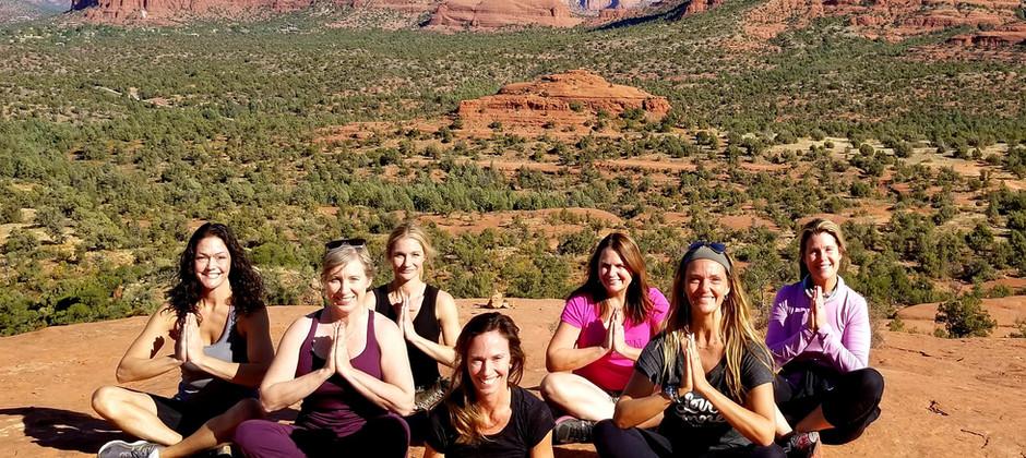 Bell Rock Sedona Yoga Retreat