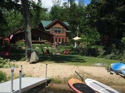 Yoga Retreat Lake House