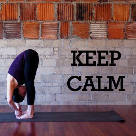 How Yoga Keeps You Calm