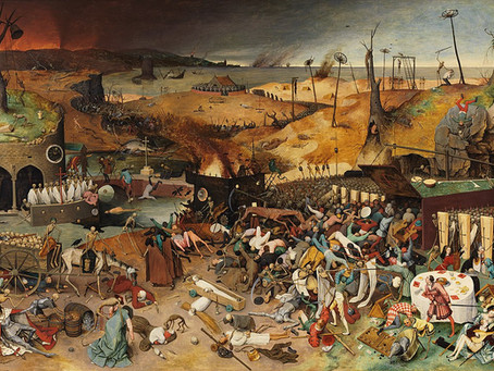 A Peste Negra e o coronavírus: lições do século XIV