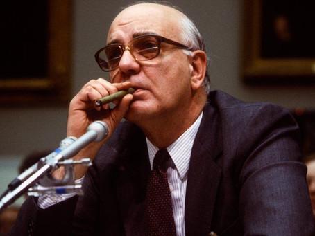 Paul Volcker: o homem que venceu o ouro
