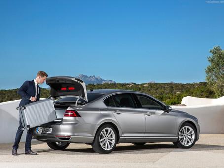 Volkswagen Passat saiu do Brasil