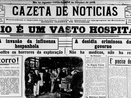 Por que as pandemias de 1918 e 1957 não destruíram a economia?