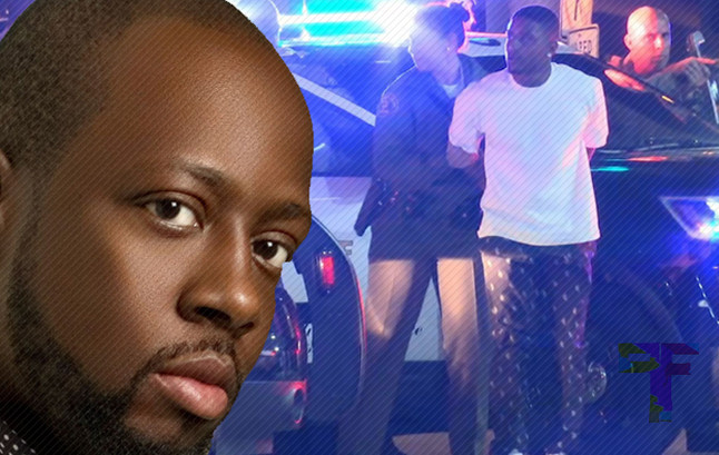 Wyclef Vows to Sue Cops in Wrongful Arrest Incedent