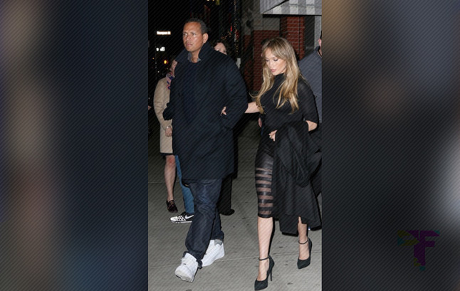 A-rod and J-Lo Betting on Their Public Romance