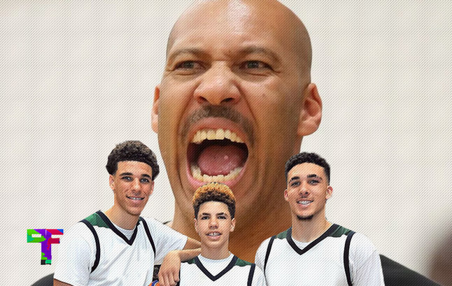 LaVar Ball Proclaims LaMelo & LiAngelo Will be Lakers