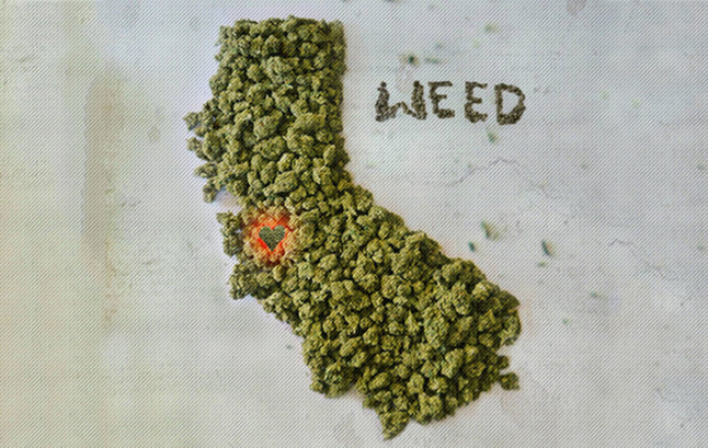 2018 is Already LIT with Weed Legal in CA