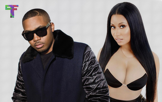 Nicki Minaj Dumps Nas Amidst New Album in the Works