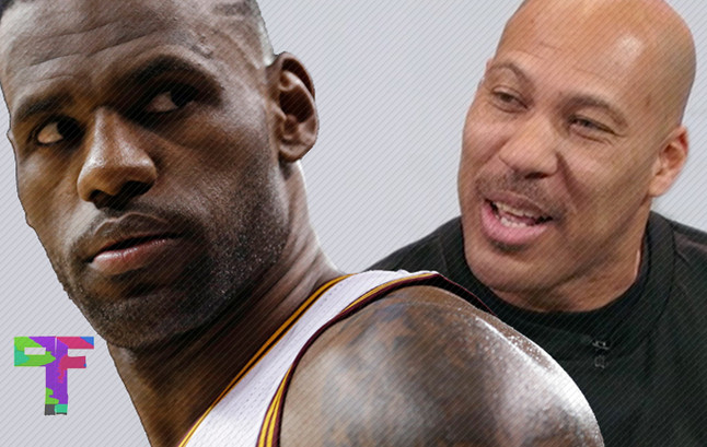 LeBron James Fires Warning to LaVar Ball for Shading his Sons