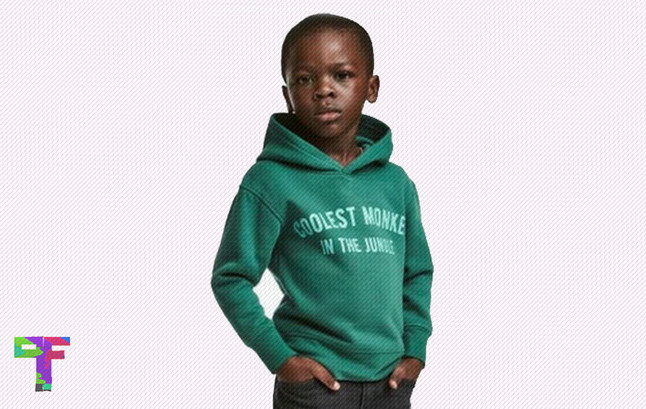 H&M Apologizes for Racist Sweatshirt Ad