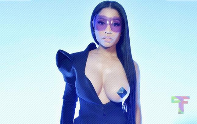Nicki Minaj is Officially Modeling With Wilhelmina