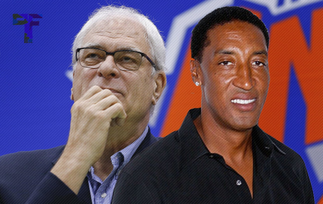 Scottie Pippen Leads Charge for Knicks to Fire Phil Jackson