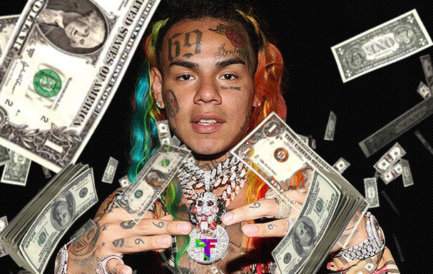 Tekashi 69 Snitches his Way to Multi Million Dollar Deal