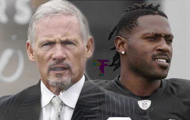 Antonio Brown Suspension Looming