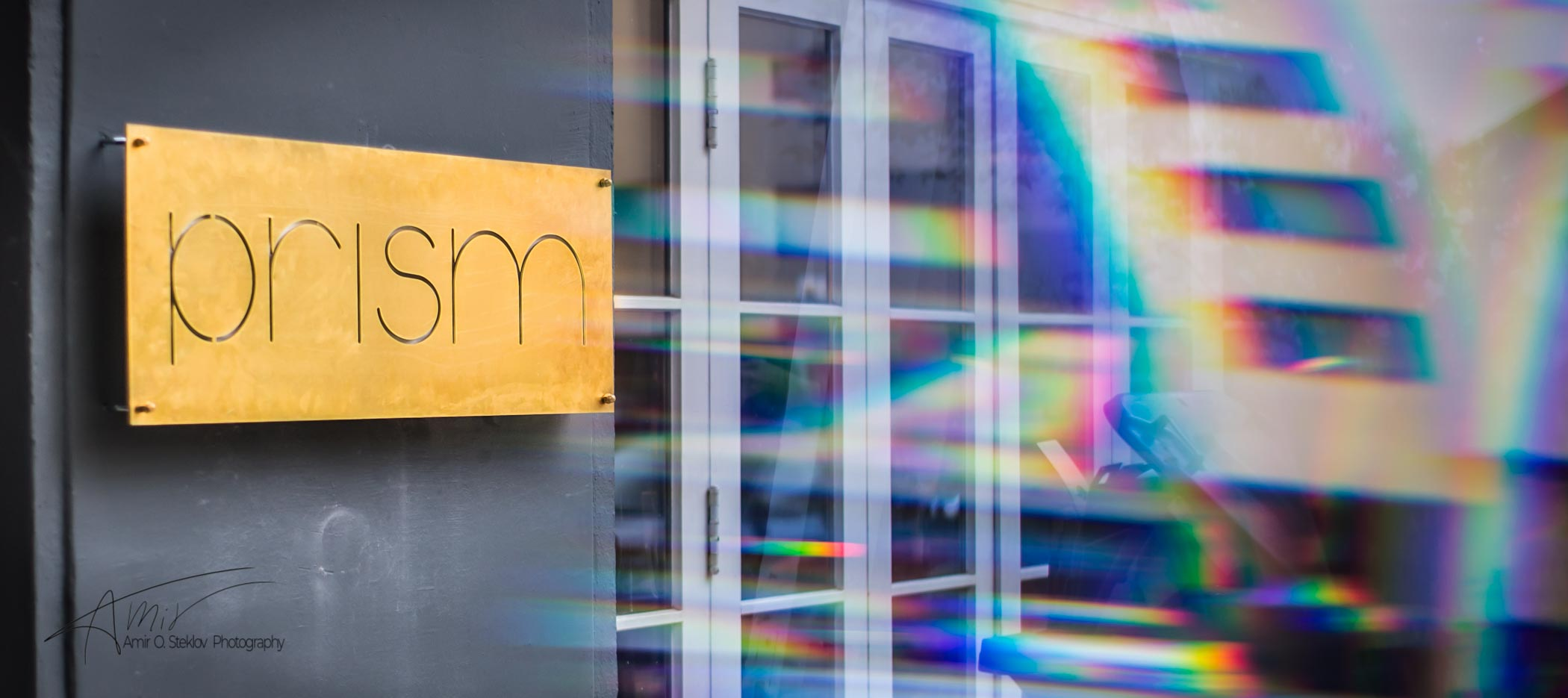 PRISM Entrance