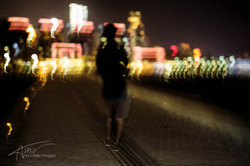 walking stright