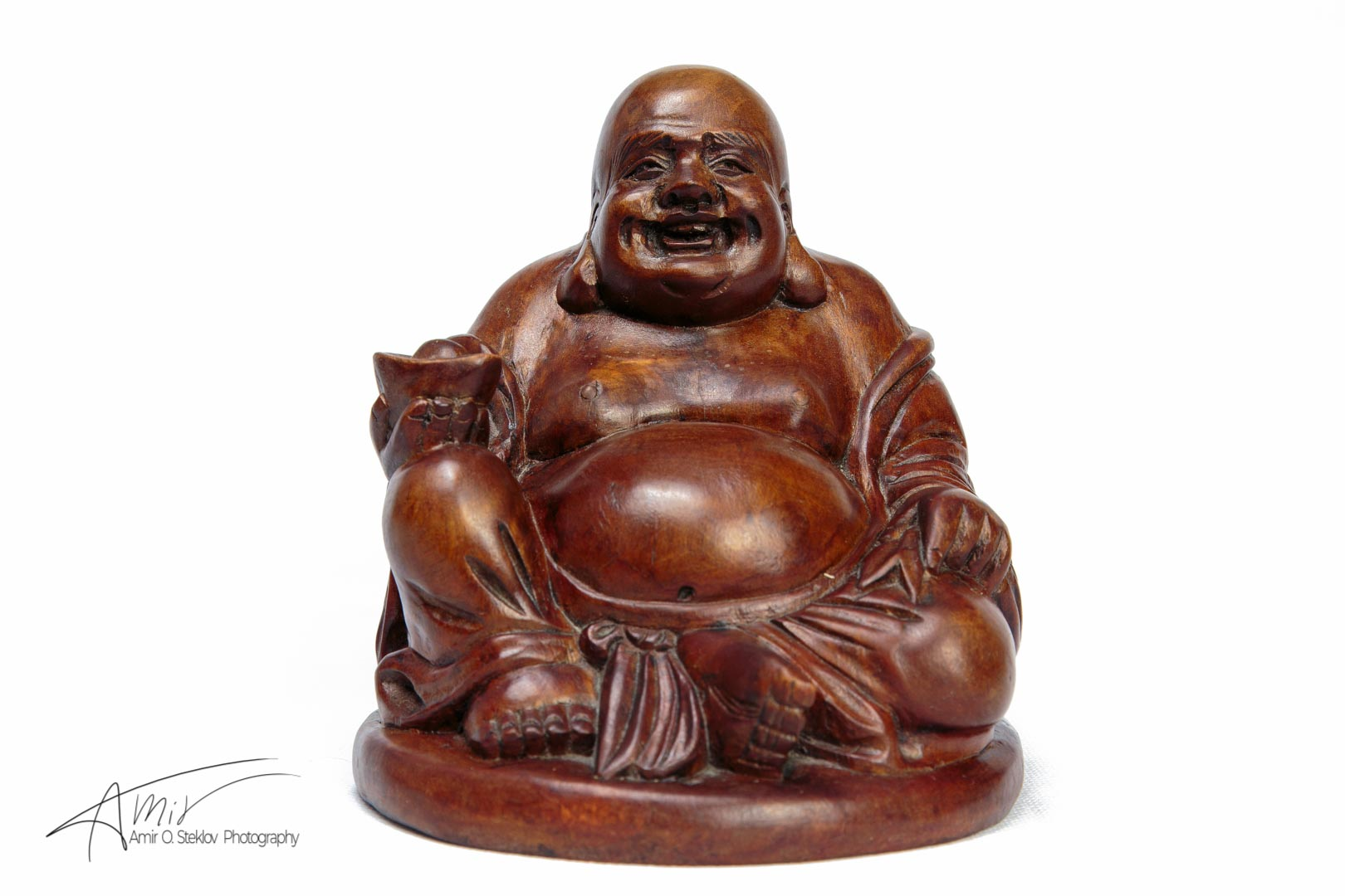 A wooden statue (3)