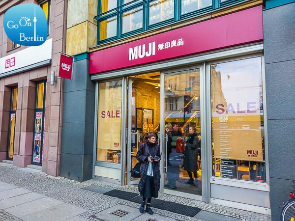 מוג'י ויוניקלו בברלין