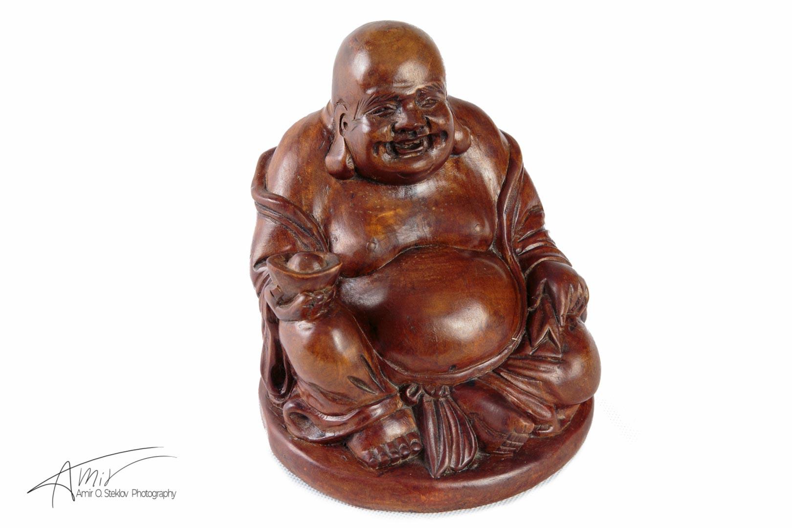 A wooden statue (2)