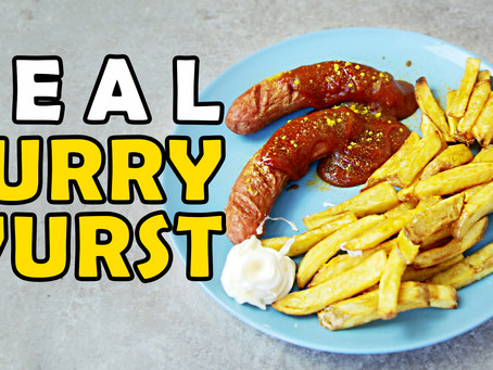 Original Berliner Currywurst Recipe