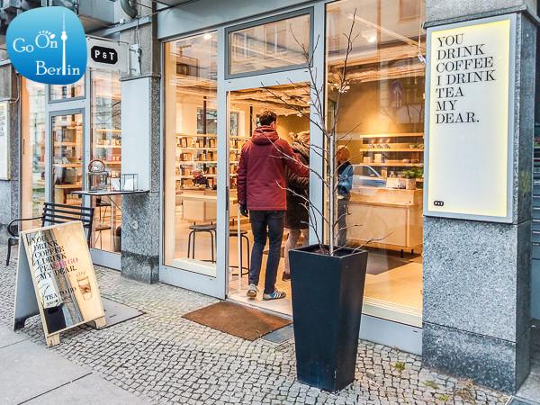 יפן בברלין - חנות תה בברלין