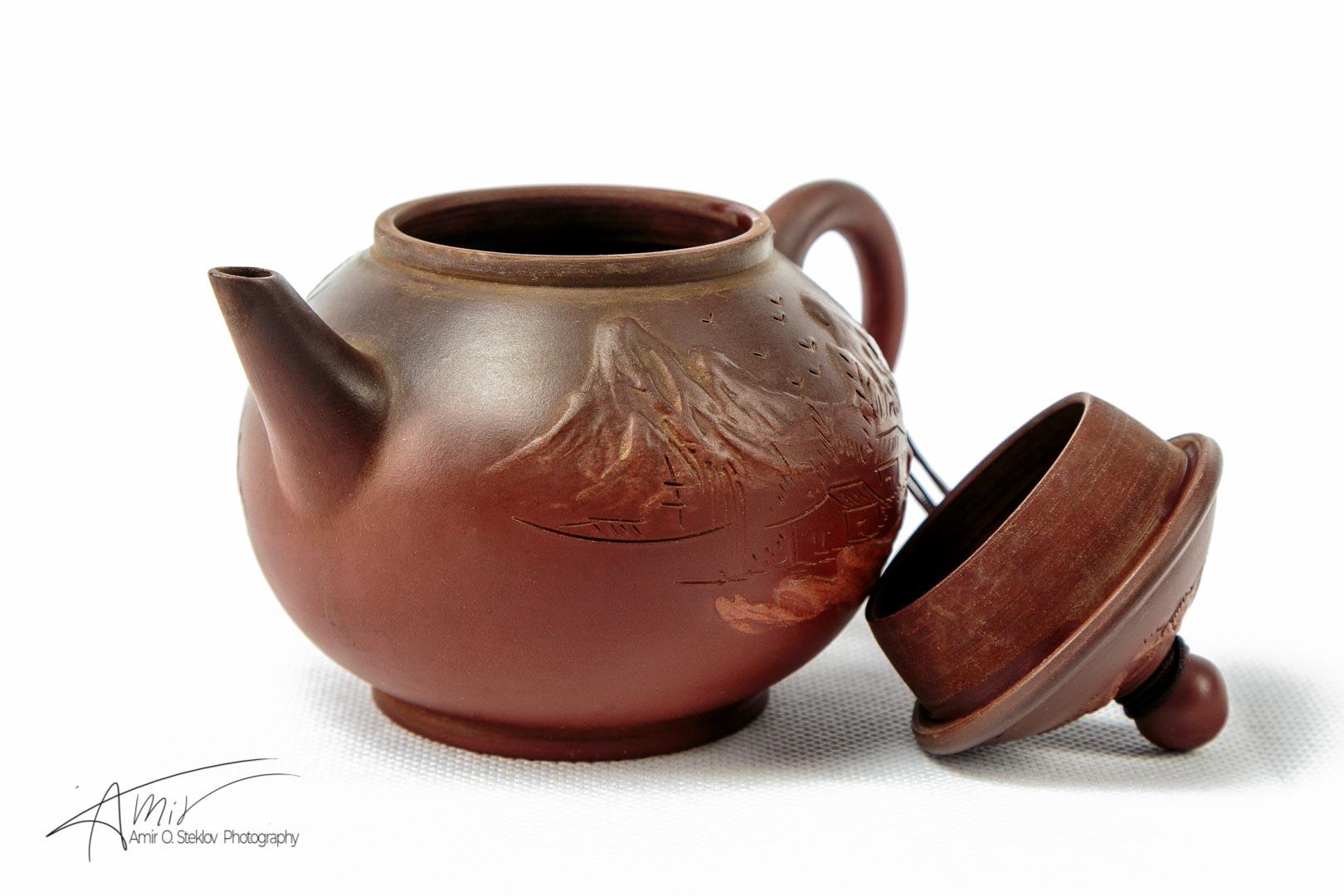 Handmade Teapot (3)