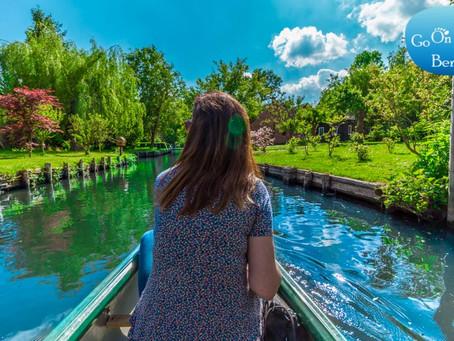 שפרהוולד - מסע ציורי בנחלים ותעלות קסומות