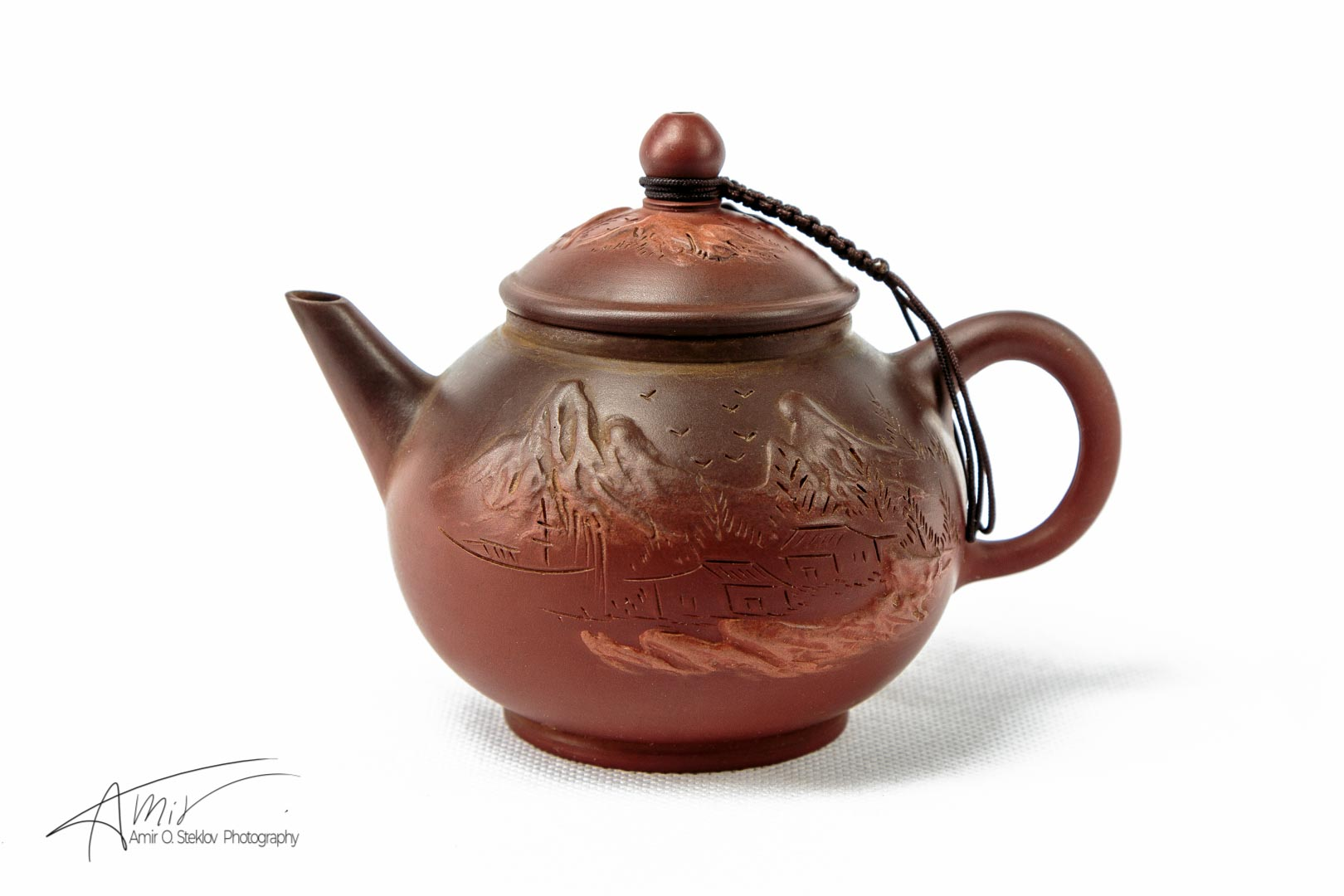 Handmade Teapot (1)