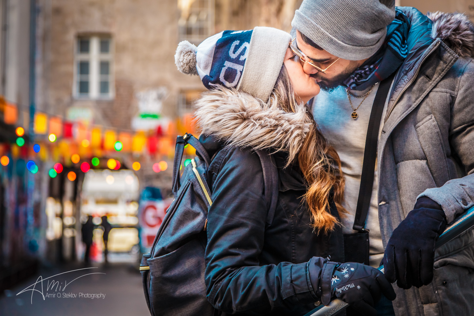 Kiss in Winter