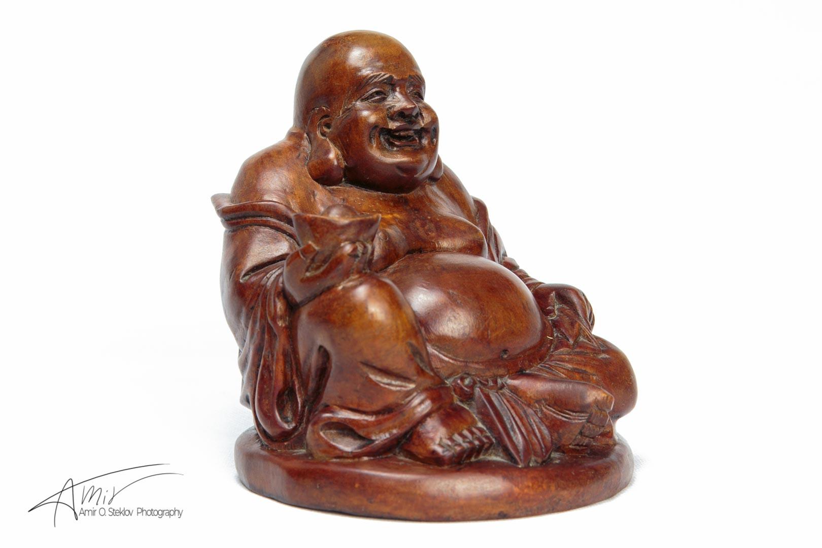 A wooden statue (1)