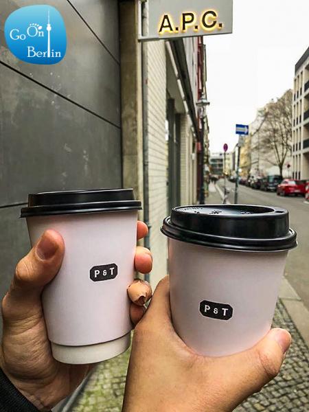 P&T חנות תה בברלין