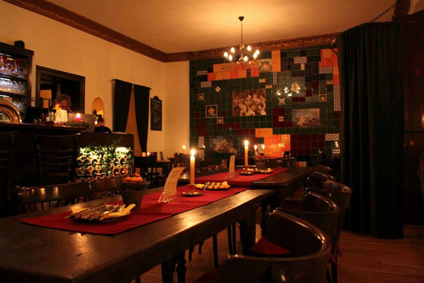 Vaust מסעדה טבעונית בברלין