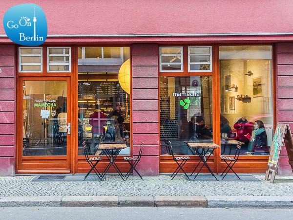mamecha - בית קפה יפני בברלין