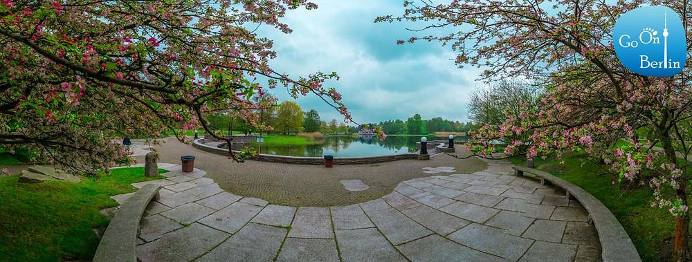 בריצר גארטן - גן עדן בברלין
