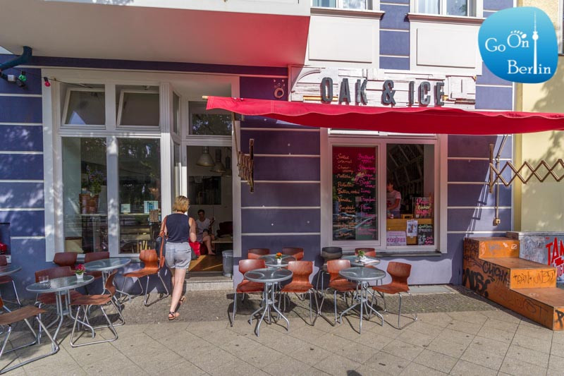 OAK & ICE הגלידה הטובה ביותר בברלין