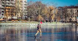 Berlin Frozen channel