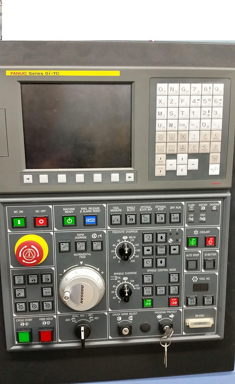 Fanuc, Mazak, Haas, and Yasnac Controls are our specialties