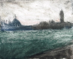 Across the water, Giudecca