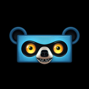Glower #Bear