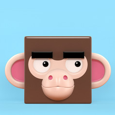 ลิงซูคิวบ์