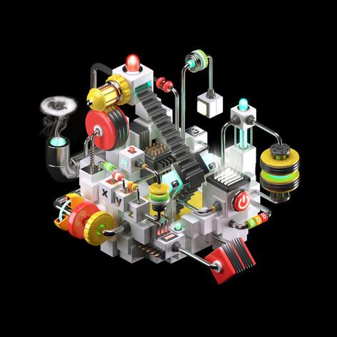 Toy...Machine