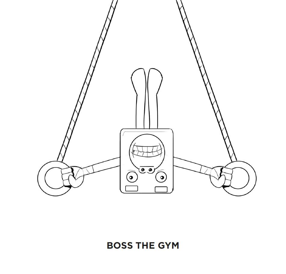 FIASP #Sketch gym